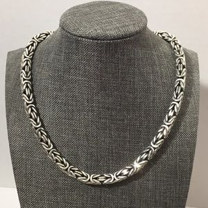 Lois Hill Byzantine Necklace